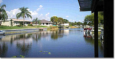 Affordable Florida Waterfront Homes