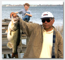 Lake Eustis 11 1/2 Pound Bass