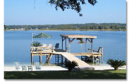 Lake Gertude Mount Dora Florida
