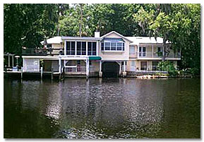 St. John's River Home