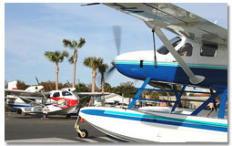 Tavares Florida Seaplane City